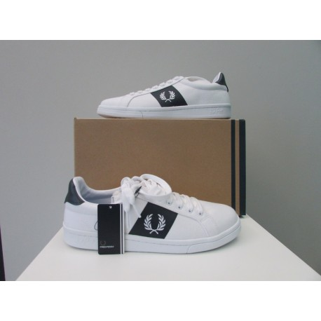 Scarpe sneakers uomo Fred Perry Canvas