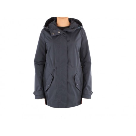 huge discount a403d ab956 Giacca parka Donna Penn Rich blu - Look & Look