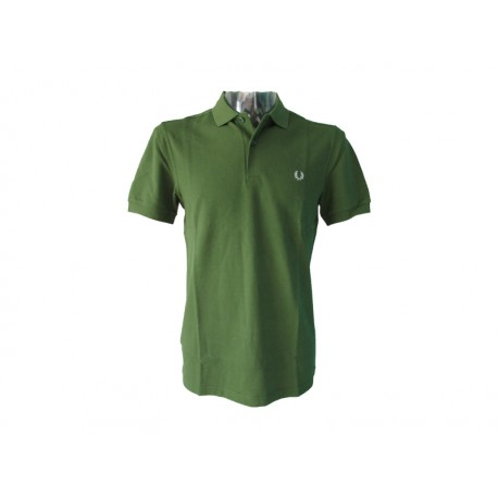 Polo Fred Perry Uomo shirt green