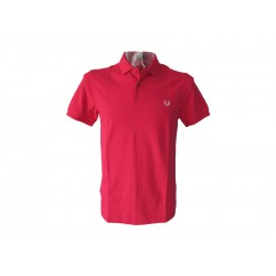 Polo Fred Perry Uomo shirt Terracotta