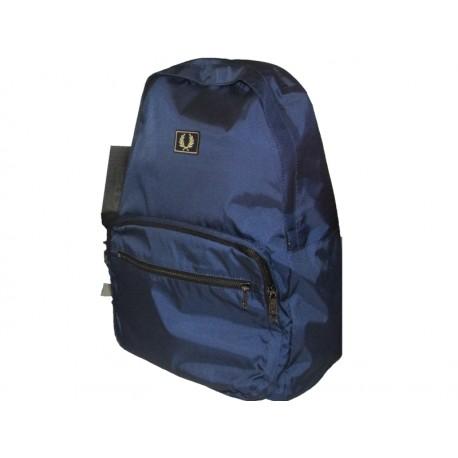 Zaino Fred Perry tonal mini check backpack 143