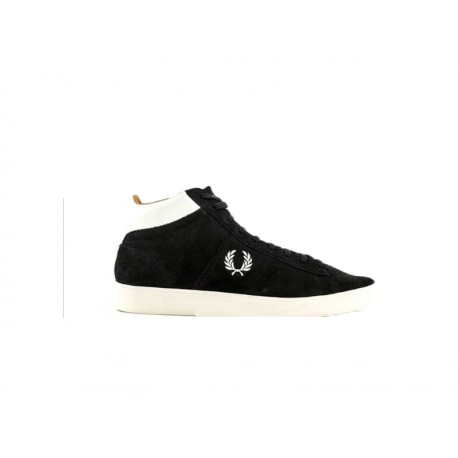 Scarpe Fred Perry spencer mid suede  608