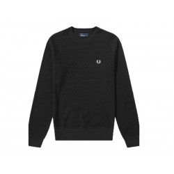 Maglia fred perry total black London