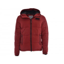 Piumino Penn Rich By Woolrich Polar Red