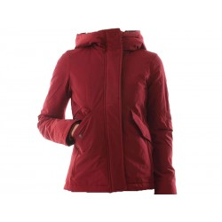 Giaccone Parka Penn Rich By Woolrich Polar Red