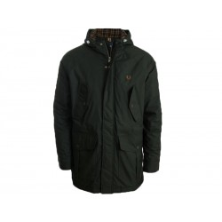 Portwood jacket uomo Fred Perry  D30 verde scuro