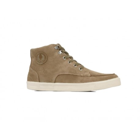 Scarpa uomo Fred Perry upchurch suede 988