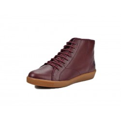 Scarpa donna Fred Perry warwick mid leather 158
