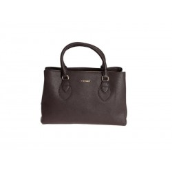 Twin Set Borsa Tote media dark brown