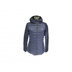 Piumino donna Refrigue Gly night blue / grey