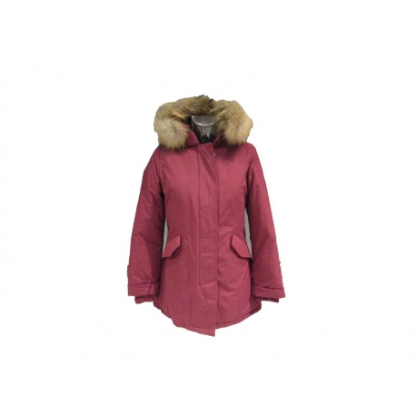 Giubbino donna Canadian Fundy Bay Granata red
