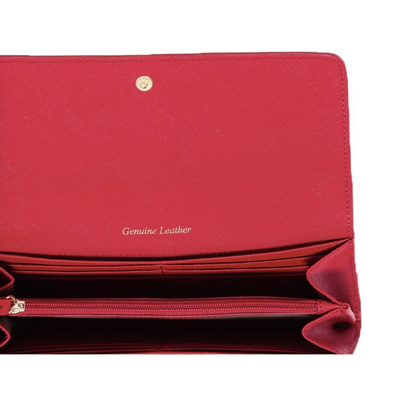 scarpe da ginnastica a buon mercato 7b19b 2498f Twin Set portafoglio Rosso da donna - Look&Look
