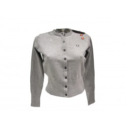 Cardigan donna linea fred perry Amy Winehouse limited edition