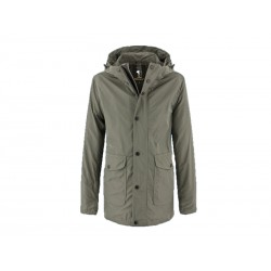 Trench primavera Refrigue  uomo military