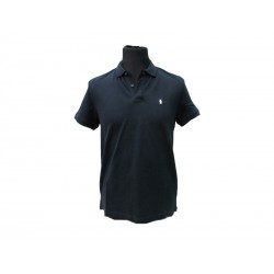 Polo Refrigue uomo classic slim-fit Night blu