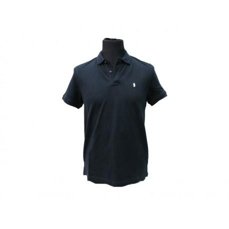 Polo Refrigue uomo classic slim-fit Night blu