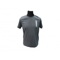 T-Shirt Refrigue uomo classic steel-blu