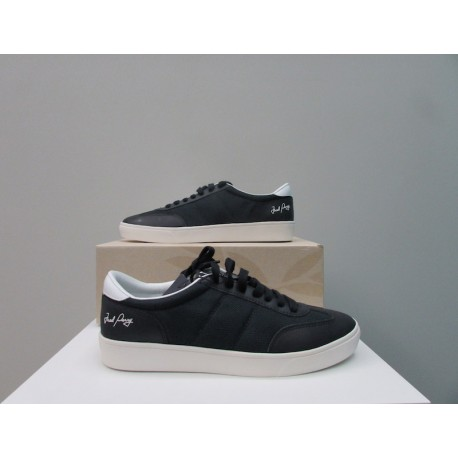 Scarpe Fred Perry uomo Leather Blu Navy
