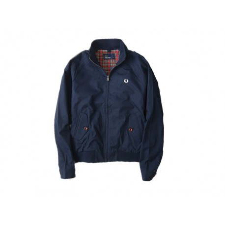 check out d895f 4c992 Giubbotto giacca Fred Perry uomo medievale Ealing - Look & Look