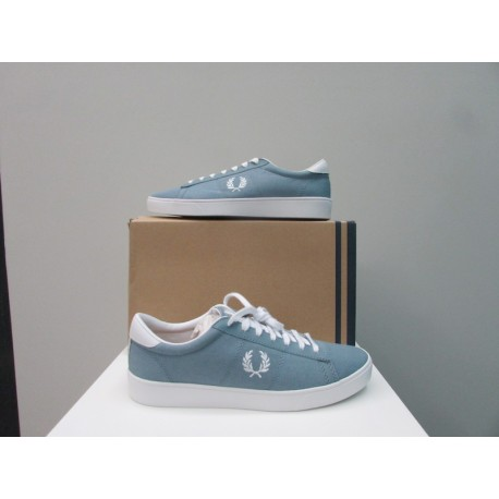 Scarpe unisex Fred Perry Spencer Sub Blu