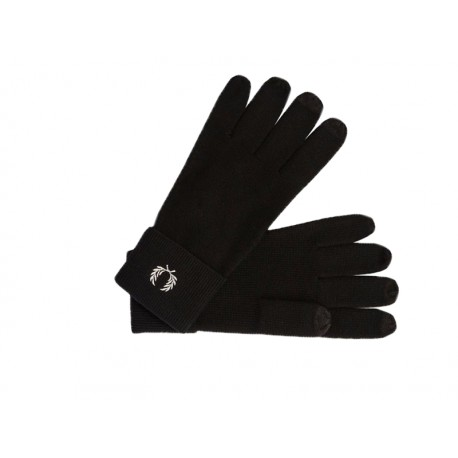 Guanti Fred Perry merino wool gloves 102  (uni)