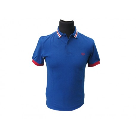 Polo Fred Perry Uomo Special royal