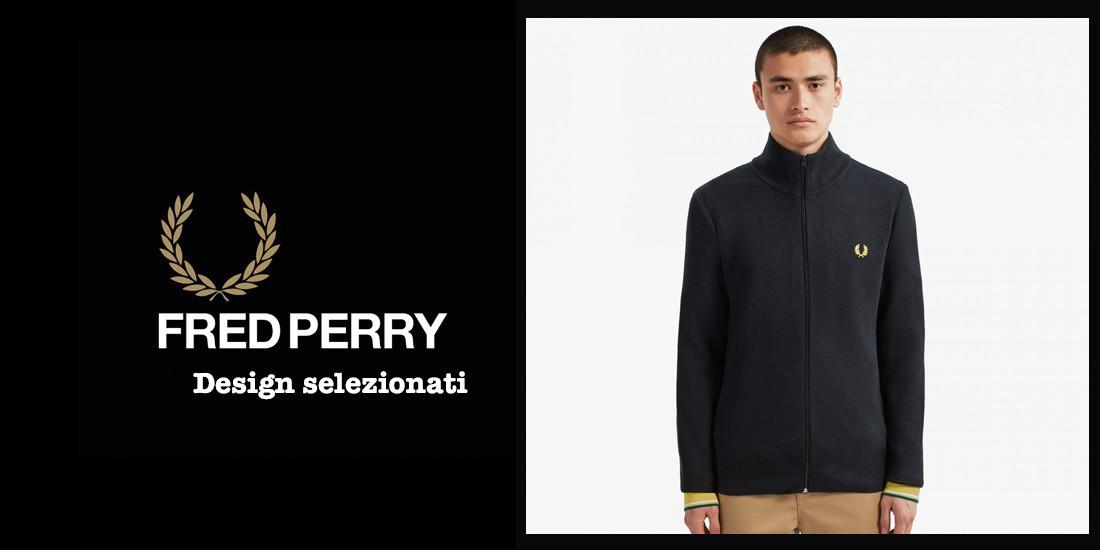 Jacket fred perry uomo